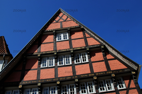 A old house in Osnabrück