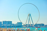 Ain Dubai - the largest observation wheel