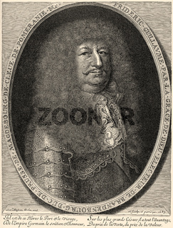 Frederick William of Brandenburg, 1620 - 1688,  Elector of the Holy Roman Empire
