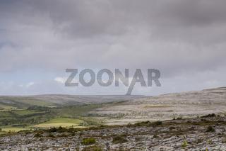 Landschaft im Burren-Nationalpark
