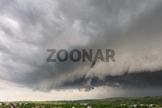 Let the storm begins