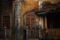Old house in Goa, India