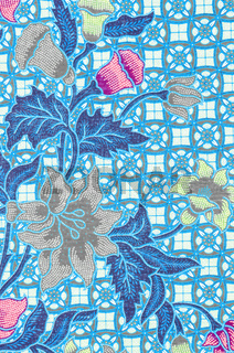 The beautiful of art Batik Pattern