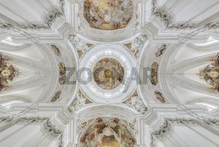 Basilika St. Martin | Weingarten
