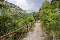 Mili Gorge Crete, Greece