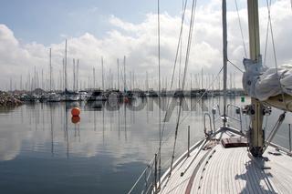 Yachthafen Bogense
