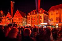 Marketplace Ellwangen inauguration