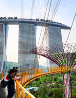 Gardens by the Bay, Sinapore