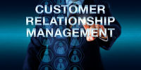 Manager Touching CUSTOMER RELATIONSHIP MANAGEMENT