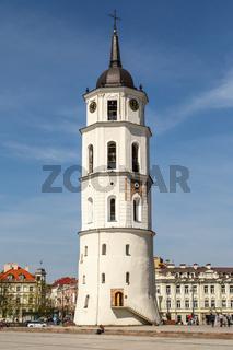 Vilnius Cathedral Belfry