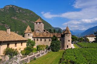 Bozen Schloss Maretsch - Bolzano Maretsch Castle