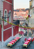 Lisbon tourist attraction, Portugal