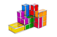 Tetris toy blocks