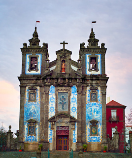 Saint Ildefonso church, Porto