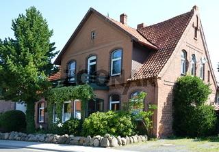 Typische Norddeutsche Archtektur