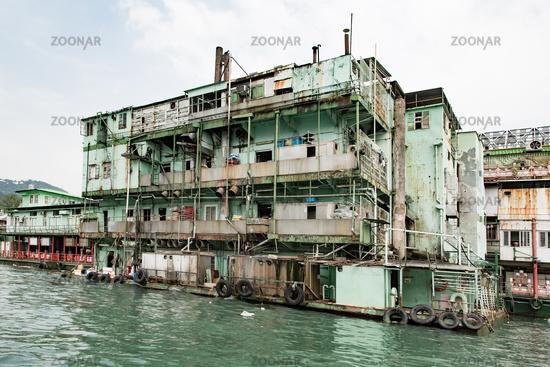 HOUSE ABERDEEN HONGKONG