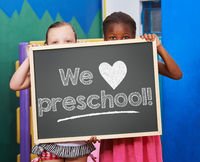 We Heart Preschool!
