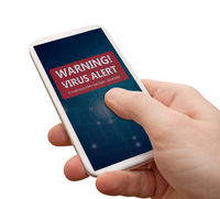 Virus Alert in Smartphone