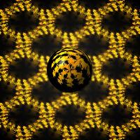 3d Fractal Ball