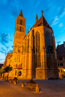 Rothenburg ob der Tauber Church Germany