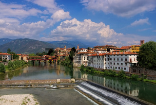 Bassano del Grappa Ponte Vecchio 03