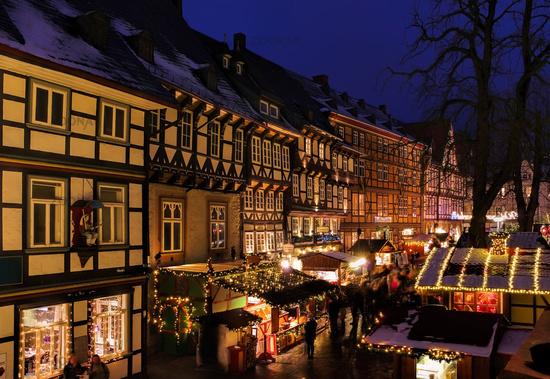 Goslar Weihnachtsmarkt - Goslar christmas market 02
