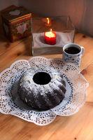 Chocolate Cake, Chocolate Guglhupf