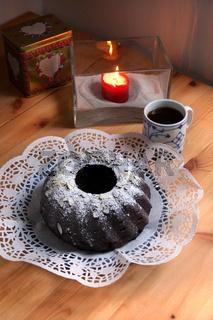 Schokoladenguglhupf, Schokoladenkuchen