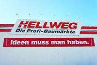 Logo Hellweg DIY marke