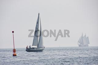 Segelschiff und Traditionsschiff