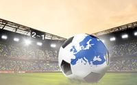 european football concept