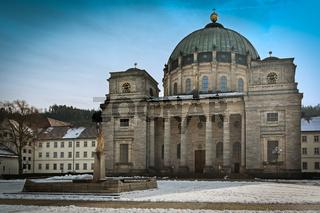 Abbey in Black Forest, St. Blasien, Germany