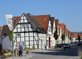 Lügde, Nordrhein - Westfalen, Deutschland