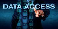 Administrator Pushing DATA ACCESS Onscreen