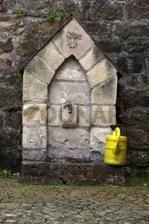 Kleiner Brunnen in Schwalenberg