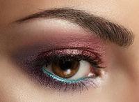 Beautiful Eyes Make-up.