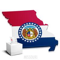 Ballotbox Map Missouri