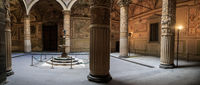 Interior of Vecchio Palace