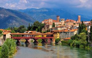 Bassano del Grappa Ponte Vecchio 05