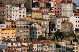 Houses of Porto in Portugal