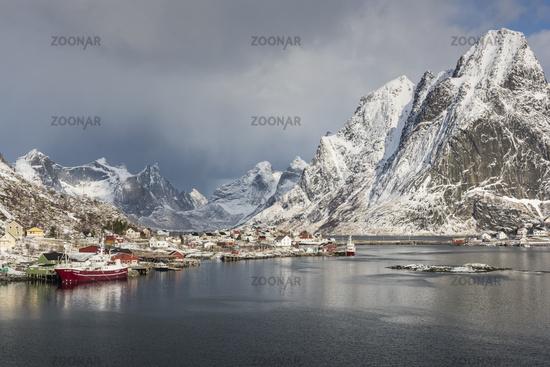 Reine, Moskenesoya, Lofoten, Norway