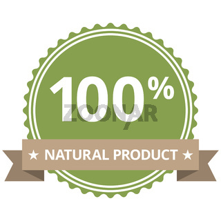 100% Natural Product