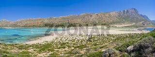 Lagune von Balos, Kreta, Lagoon of Balos, Crete