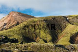 Landmannalaugar -Island-