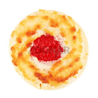 Soft Cookie With Jam