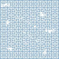 grunge greek pattern