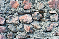 Rocky wall. background. Georgia
