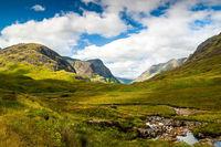 Glen Coe , Scotland