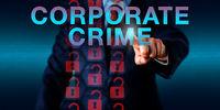Professional Pushing CORPORATE CRIME