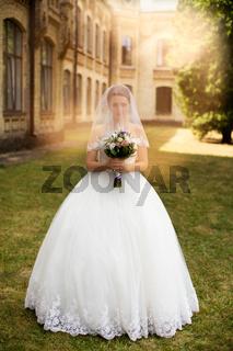 Beautiful Bride.Bride#39;s portrait.